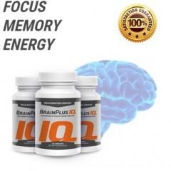 BrainPlus IQ, la pastilla para el cerebro