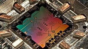 Imagen de ciomputador cuántico